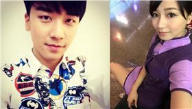 BIGBANG勝利、寶兒_臉書
