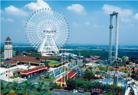 劍湖山樂園,遊樂園,優惠,周年慶,遊樂設施