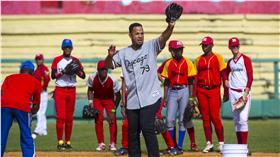 Cuban-born Chicago White Sox first baseman Jose Abreu(圖/美聯社/達志影像)