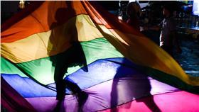 彩虹,同志,同性 ▲(圖/達志影像/美聯社)