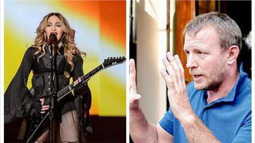瑪丹娜、蓋瑞奇/環球西洋提供&Guy Ritchie TWITTER