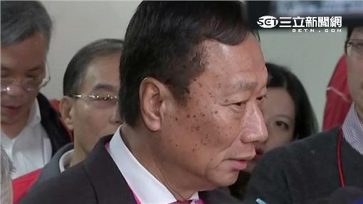 ▲鴻海董事長郭台銘