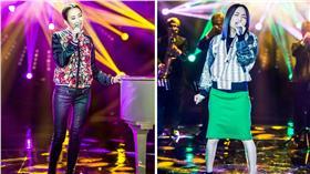徐佳瑩/李玟,我是歌手微博