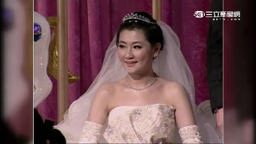Selina昔幸福出嫁!公主打扮 感動落淚