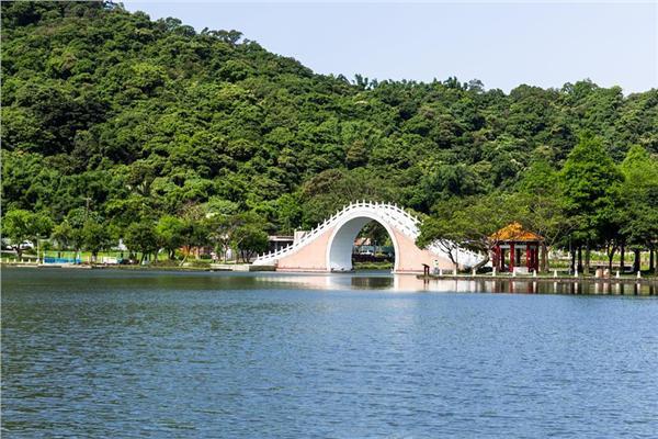 大湖公園 圖/翻攝自台北市親山步道主題網