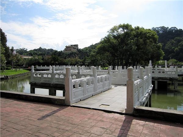 碧湖公園 圖/翻攝自北市觀光局台北旅遊網