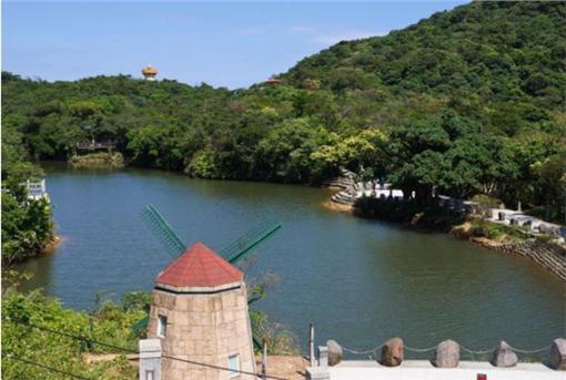 ▲基隆情人湖公園(圖/翻攝自基隆旅遊網)