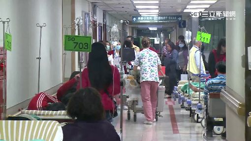 流感升溫缺葉克膜 36歲男病患險死