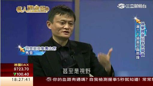 搶當娛樂大亨! 王健林拍電影.馬雲買傳媒