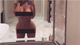Kim Kardashian,金卡達珊,金卡達夏/翻攝自推特