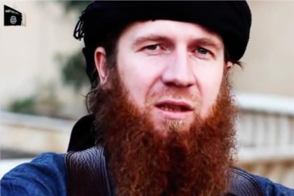 伊斯蘭國,IS,西沙尼(Abu Omar al-Shishani),車臣歐瑪(Omar the Chechen)(圖/翻攝自Twitter)