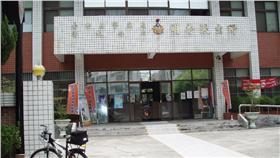 ▲台中市清水警分局明秀派出所。(圖/翻攝自Google Map)
