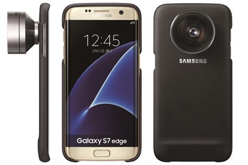 ▲三星電子10日宣布全新旗艦智慧手機Galaxy S7 & S7 edge正式登台上市。(圖/公關照)