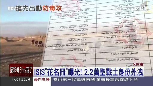 美軍獲關鍵情資 空襲ISIS化武秘密基地