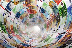 歐元(shutterstock/達志影像)