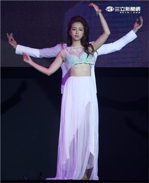 周曉涵 圖/邱榮吉攝影