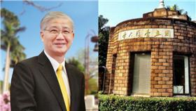 楊泮池(左)-翻攝自台大官網