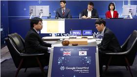 AlphaGo 圖/美聯社/達志影像