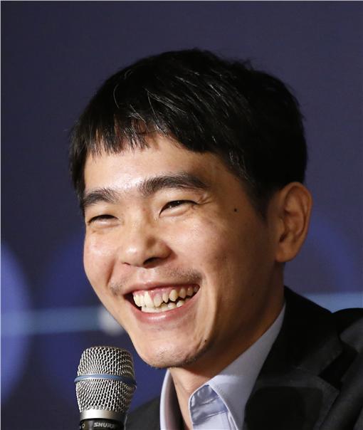 李世乭,棋王,AlphaGo,圍棋▲圖/美聯社/達志影像