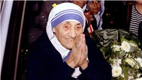 泰瑞莎修女、德蕾莎修女(Mother Teresa)。▲(圖/路透社/達志影像)