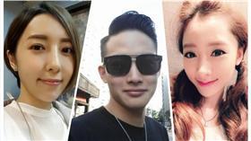 張庭瑚、楊可涵、五熊/臉書、微博