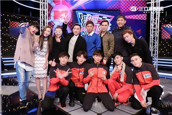 MTV《我愛偶像》特別企劃TOP1男子漢極限挑戰