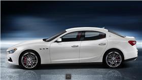 Maserati跑車(圖/翻攝自瑪莎拉蒂台灣官網)