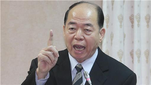 大圖、國安局長楊國強16:9/中央社提供