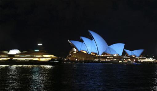 圖/美聯社/達志影像雪梨歌劇院