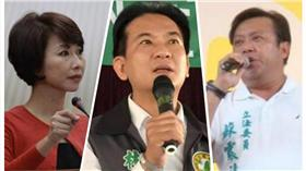 第九屆立委提案前三名/林俊憲、陳亭妃、蘇震清臉書