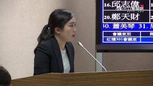 """多說多錯? 呂孫綾質詢官員變""""省話一姐"""""""