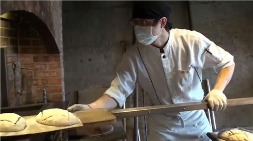 ▲麵包無國界!寶春師傅的麵包夢想…。(圖/截自YouTube)