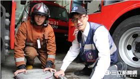 新竹市政府提供,消防隊,