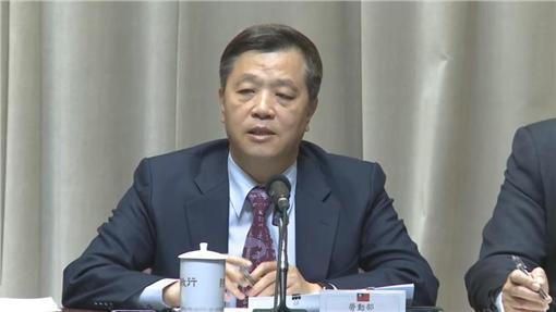 勞動部長、陳雄文/YouTube