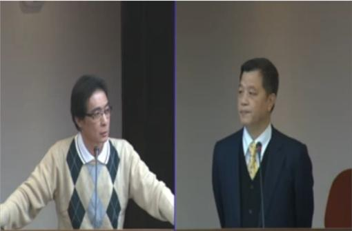 勞動部長、陳雄文、鍾孔炤/立法院直播