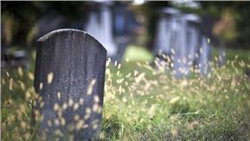 墓園,墳墓 (圖/達志影像)