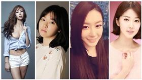 南韓,賣淫,女星,價碼 圖/翻攝自騰訊、G.NA (Gina Choi)粉絲專頁