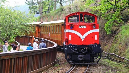 阿里山小火車/阿里山國家森林遊樂區臉書