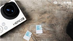 ▲microSD Action Camera UHS-I U3高速記憶卡。(圖/Kingston)