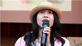 生命鬥士莊靜潔-圖取自中華民國身心障礙者藝文推廣協會網站