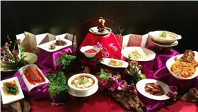 香格里拉,美食,江南,江蘇菜,名廚 圖/業者提供