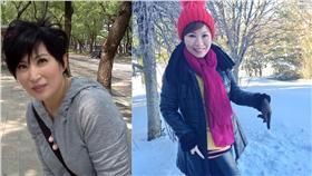 王瑞玲(左),全嘉莉(右)(圖/翻攝自王瑞玲、全嘉莉粉絲專頁臉書)