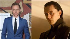 湯姆希德斯頓,Tom Hiddleston,雷神索爾,洛基 圖/達志影像、電影劇照