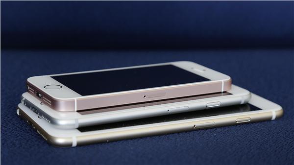 iPhone SE美聯社達志影像