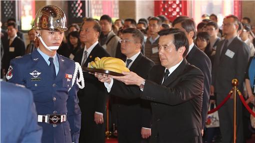 馬英九總統(圖/總統府提供)
