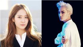 Krystal,Kai,f(x)臉書,SM Town官網