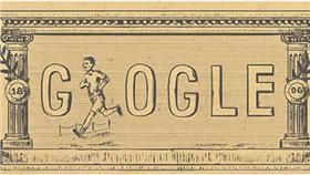 谷歌(Google)搜尋引擎首頁塗鴉 圖/Google