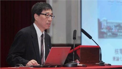 香港城市大學校長郭位獲總統府邀請於月會演講(圖/取自總統府官網)