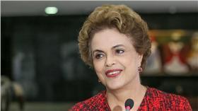 Dilma Rousseff,巴西,總統-徒/達志影像