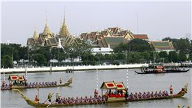 曼谷大皇宮(AP)